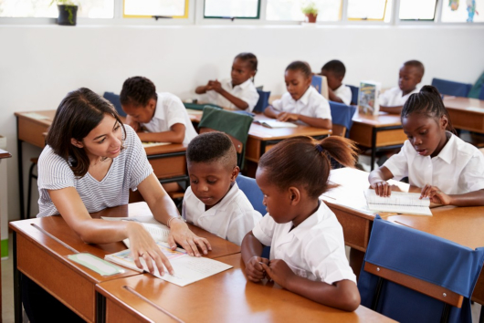 Discover the Reality of Education in Haiti